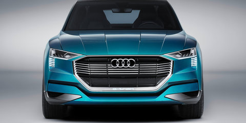 Audi all-electric SUV in Australia by 2020, entire line-up to get electrified
