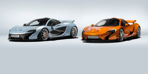McLaren P1 production ends, more hybrids to come
