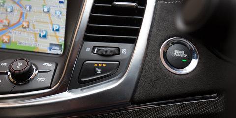 2016 HSV GTS Review : GenF-2 Sedan