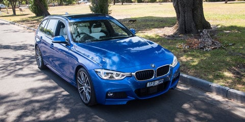 2016 BMW 330i M-Sport Touring Review