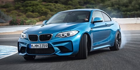 BMW M2 demand 'overwhelming', could sell out before launch