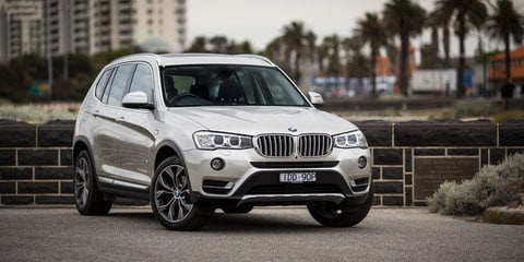 BMW X3, X4: more than 17,000 SUVs recalled locally for ISOFIX fault