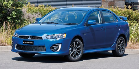 Mitsubishi Lancer production reported to end this year - UPDATE