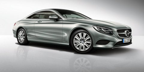 Mercedes-Benz S400 joins S-Class Coupe range, but not for Australia