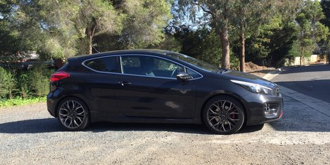 2015 Kia Pro_cee'd GT Review Review