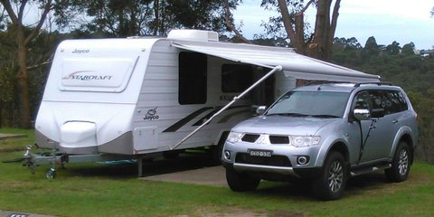 2011 Mitsubishi Challenger 30th Anniversary (4x4) Review