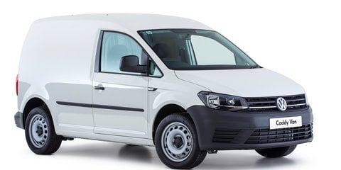 2016 Volkswagen Caddy pricing and specifications