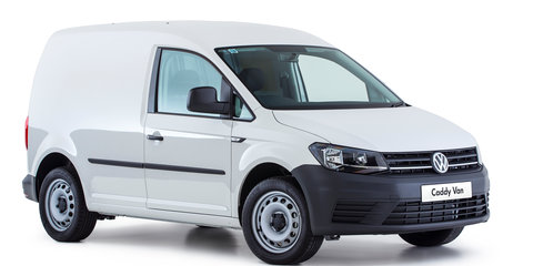 2016 Volkswagen Caddy Review