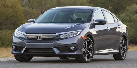 2016 Honda New Cars