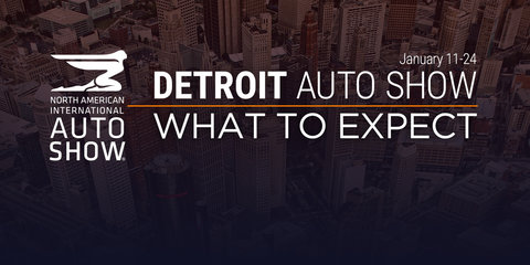 2016 Detroit auto show: what to expect - UPDATE
