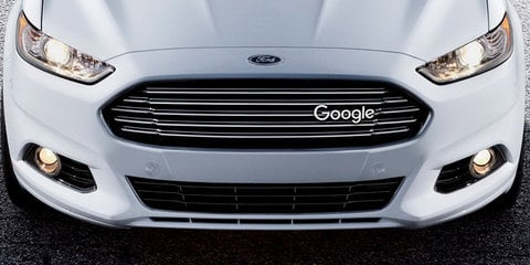 Ford to build Google's driverless car - report