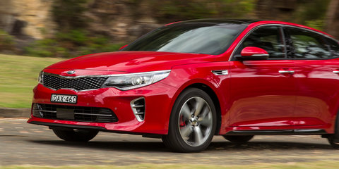 Optima: Kia Australia to stand by its only slow seller