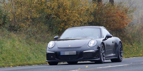 Porsche 911 R all but confirmed