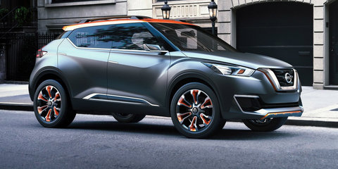 2016 Nissan Kicks SUV confirmed, 'global' launch planned