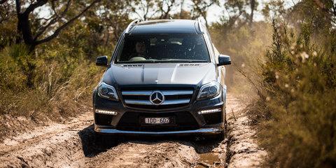 2015 Mercedes-Benz GL350 Review : Long-term report three