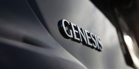 Large and medium Genesis SUVs here by 2020