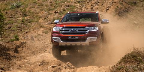 Ford Everest Titanium v Toyota Prado VX :: Comparison Review