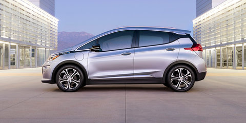 Chevrolet Bolt EV will tackle US before anywhere else