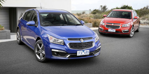 Holden Cruze production to end October 7, ahead of new Astra debut