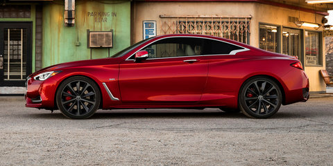 Infiniti Q60 coupe won't get C63 and M4-rivalling hero model