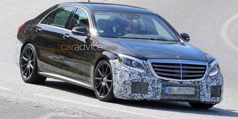 2018 Mercedes-Benz S-Class: Facelift and tech updates confirmed