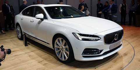 Volvo says new sedans will match Germans, admits past efforts didn't