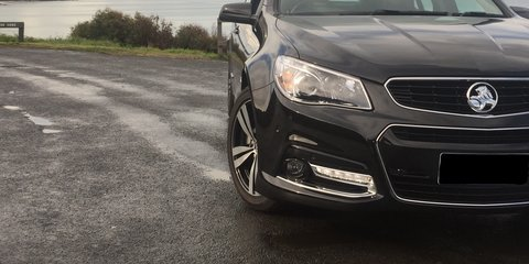 2015 Holden Commodore SV6 Storm Review Review