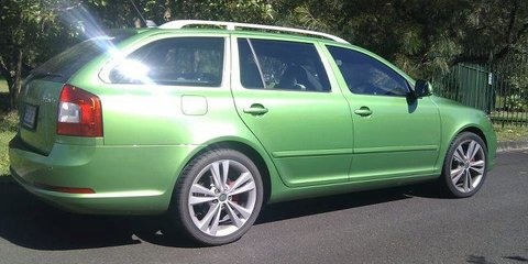 2012 Skoda Octavia Rs 125 TDI Review Review