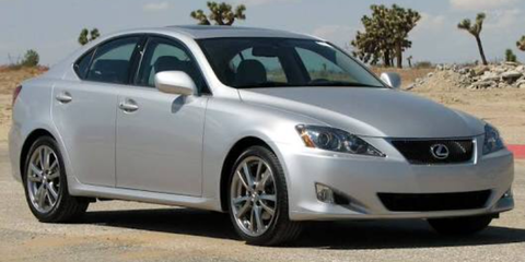 2005 Lexus IS250 PreSTIge Review Review