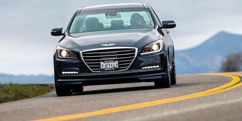 2016 Hyundai Genesis 5.0 V8 Ultimate Review