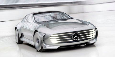 Mercedes-AMG F1 team working on new hybrid hypercar – report