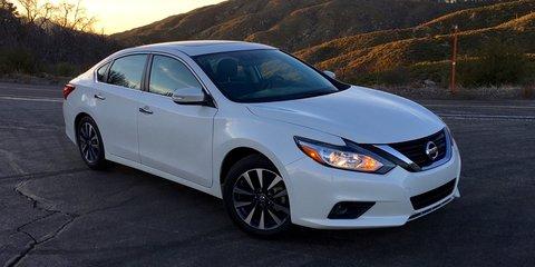2016 Nissan Altima SL Review: US quick drive