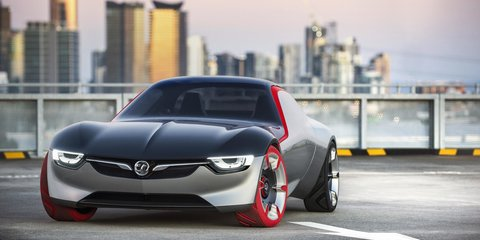 Opel GT concept previews rear-wheel-drive baby coupe, Geneva show premiere