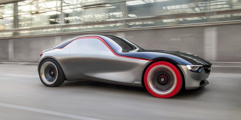 Opel GT concept unlikely for production