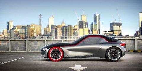 Opel GT Concept: an Aussie-built Geneva motor show star - UPDATED