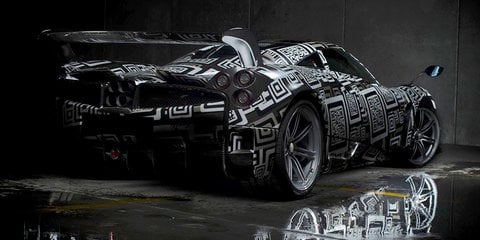 2016 Pagani Huayra: hardcore limited-edition supercar teased