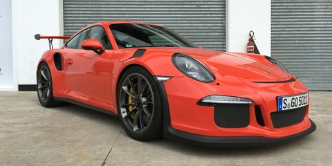 2016 Porsche 911 GT3 RS Review: riding shotgun with works driver Jorg Bergmeister