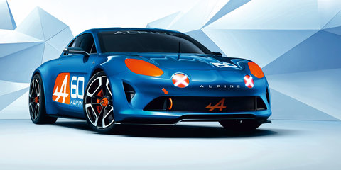 Alpine sports car to be revealed in February