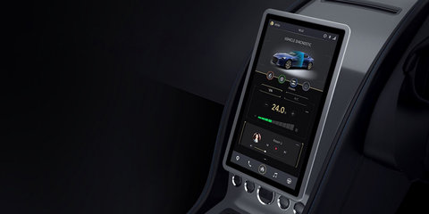 Aston Martin Autolink concept: Letv develops new infotainment system