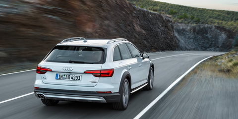2016 Audi A4 Allroad Quattro debuts, coming to Australia third quarter