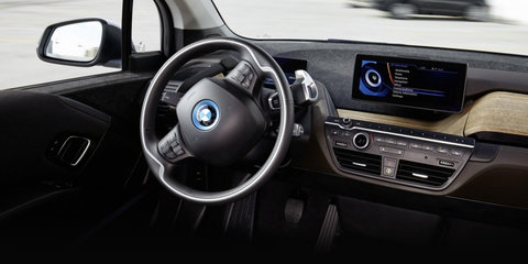 BMW planning driverless tech for centenary celebrations - report