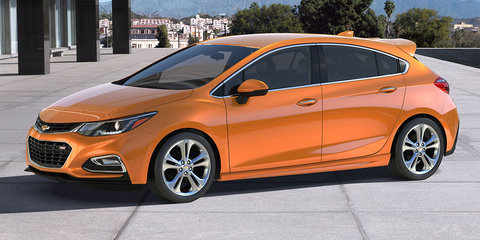 "Chevrolet Cruze RS hot hatch ""absolutely"" has potential"