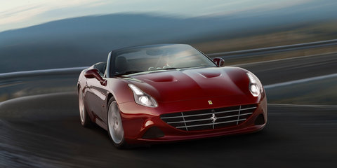 Ferrari California T gains $15,000 optional HS handling pack - UPDATED