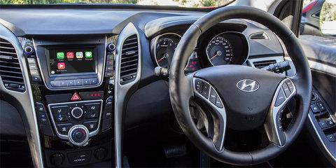 2016 Hyundai i30, Tucson, Santa Fe pick up Apple CarPlay in Australia - UPDATE