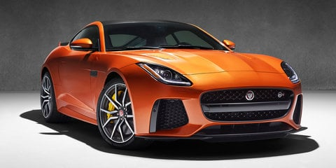 Jaguar SVR badge not limited to V8s: Smaller engines and EVs all possible