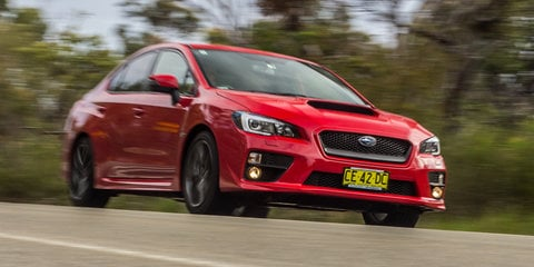 2016 Subaru WRX Review