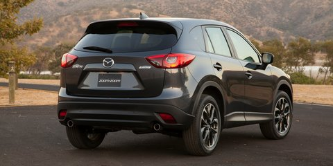 Mazda CX-5 sales halted in the US over fire risk