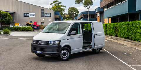 2016 Volkswagen Transporter TDI340 Review