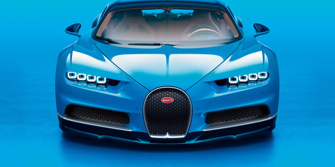 Bugatti Chiron successor to be electrified - report