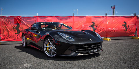 2016 Ferrari F12 Berlinetta Review: The Bathurst experience